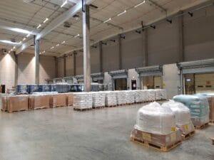 Neele-Vat Logistics B.V. Referentie Generalis
